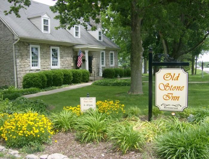 5. Old Stone Inn at 6905 Shelbyville Road in Simpsonville