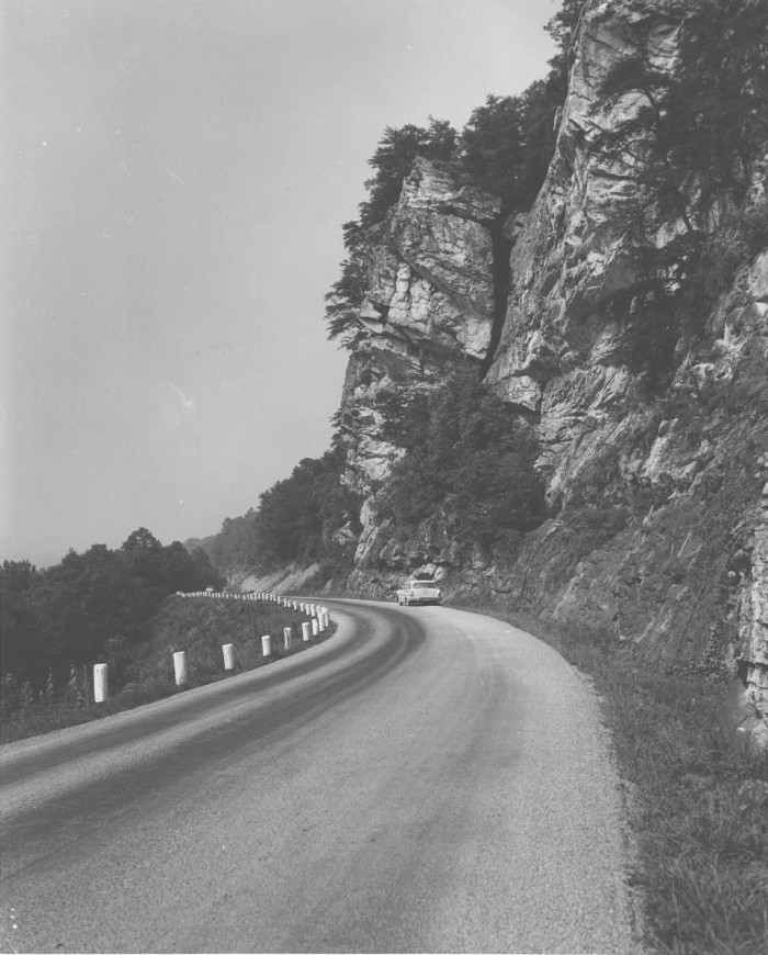 5. Old Tennessee highways.