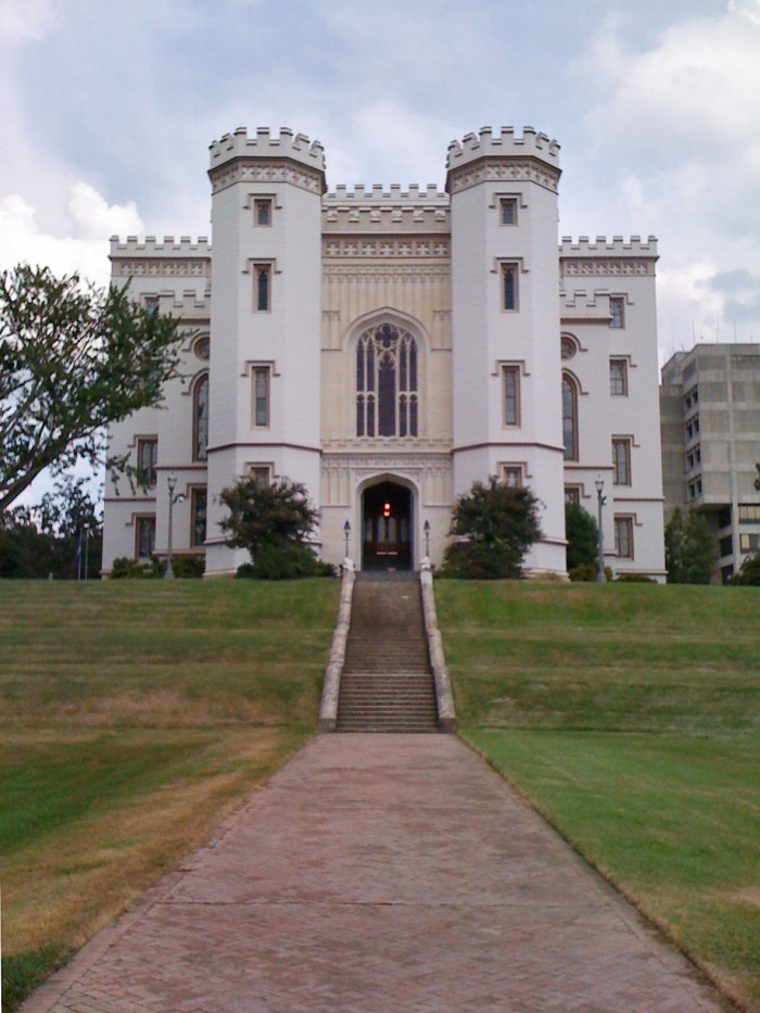 9. Old State Capitol, Baton Rouge, LA
