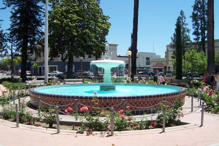 8.  Orange, California