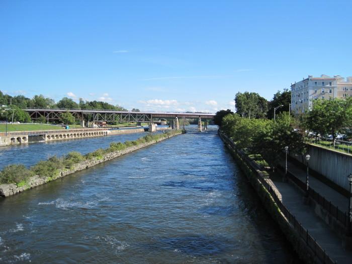 8. Oswego River
