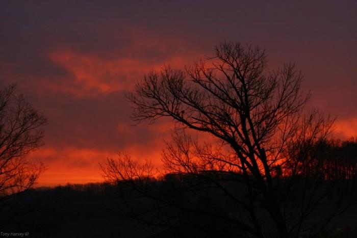 3. Our sunrises