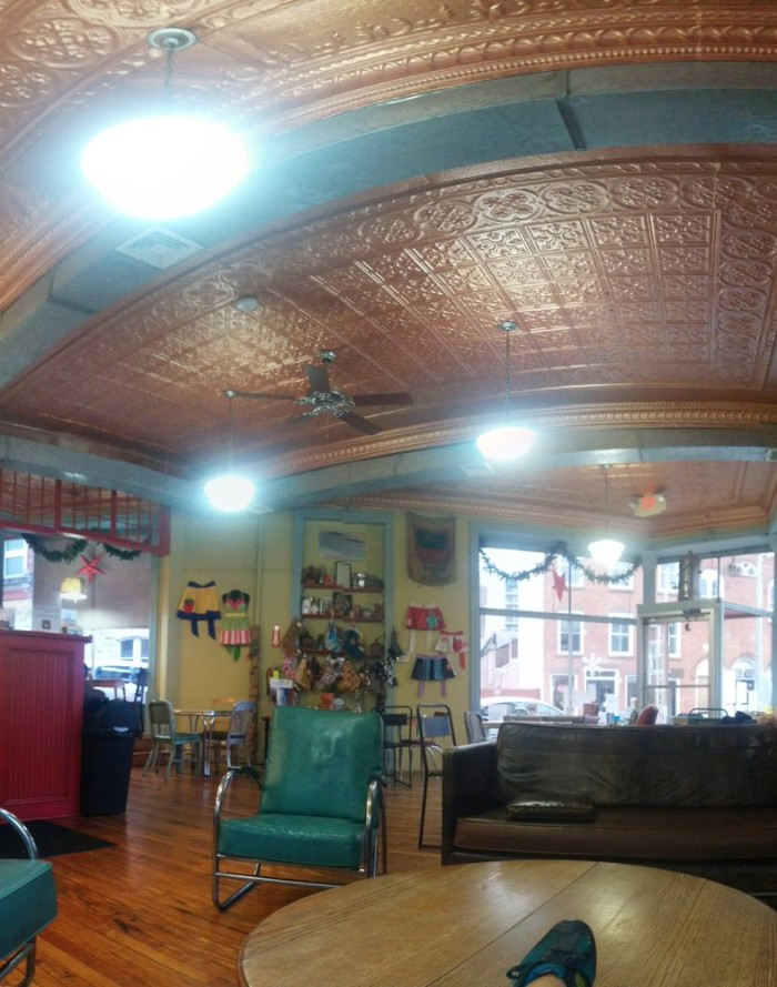 12. The Peekskill Coffee House, Peekskill