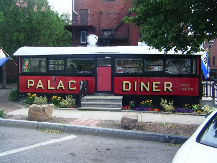 9. Palace Diner, Biddeford