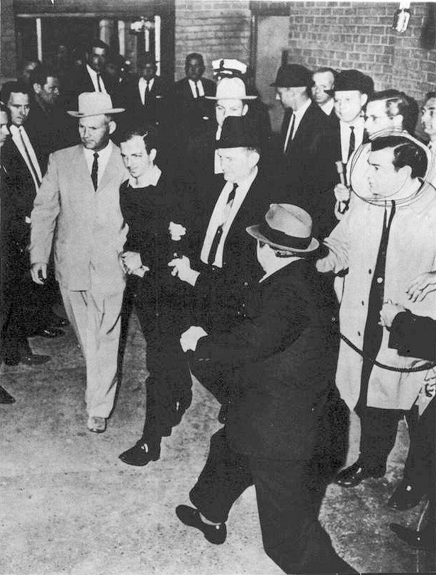 6. He was shot by Jack Ruby while being transferred to the Dallas County Jail.