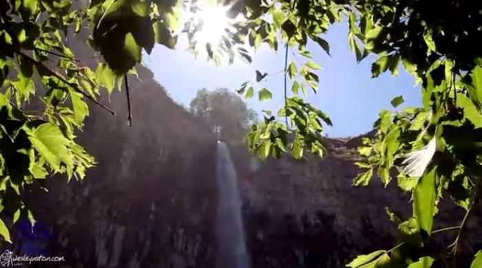 4. Perrine Coulee Waterfall, Twin Falls