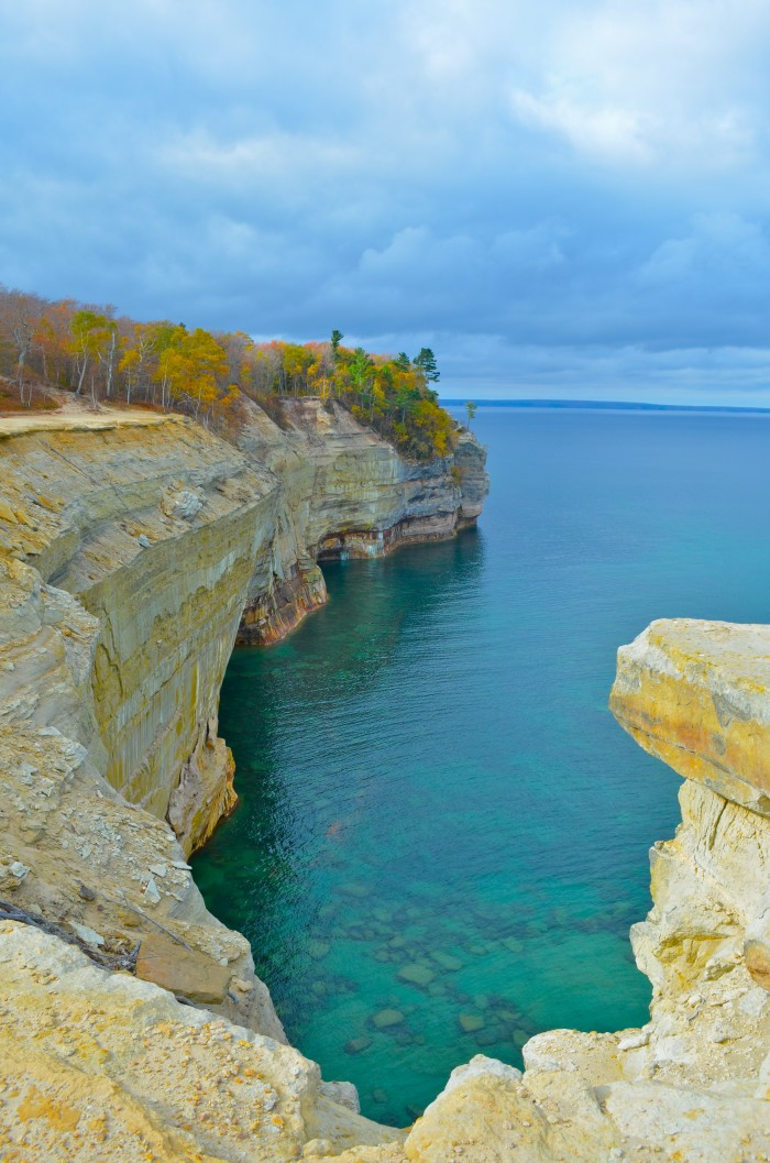 1. Grand Portal Point, Pictured Rocks National Lakeshore
