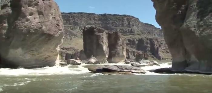 5. Pillar Falls, Twin Falls