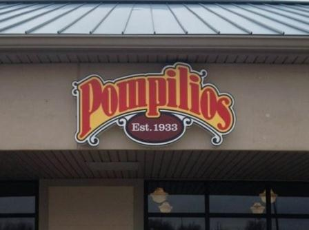 9. Pompilios at 600 Washington Avenue in Newport