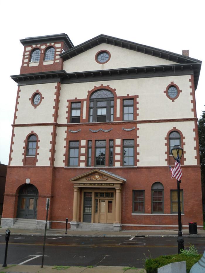 3. Sterling Opera House, Derby