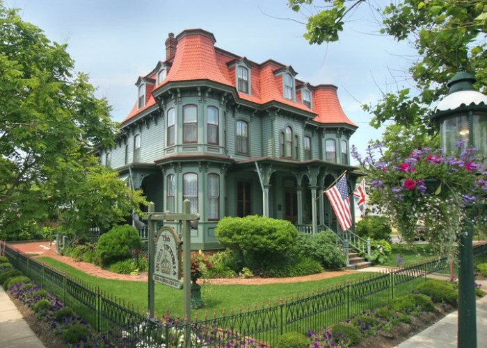 8. The Queen Victoria Bed & Breakfast, Cape May