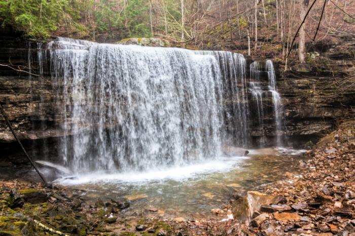 7. Ranger Creek Falls - Savage Gulf State Natural Area