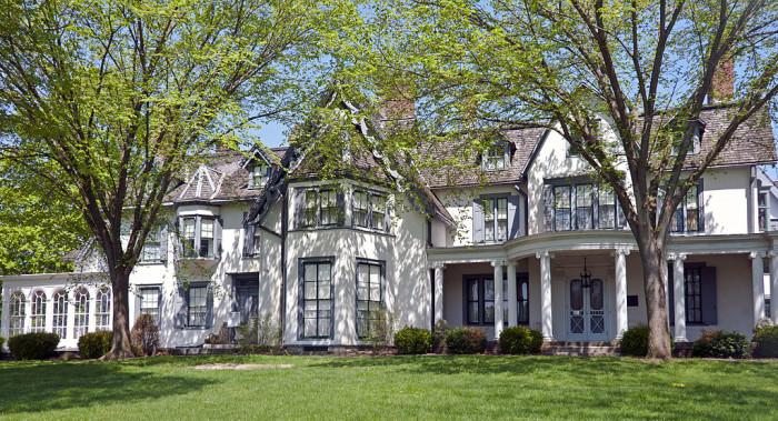 6. Ringwood Manor, Ringwood