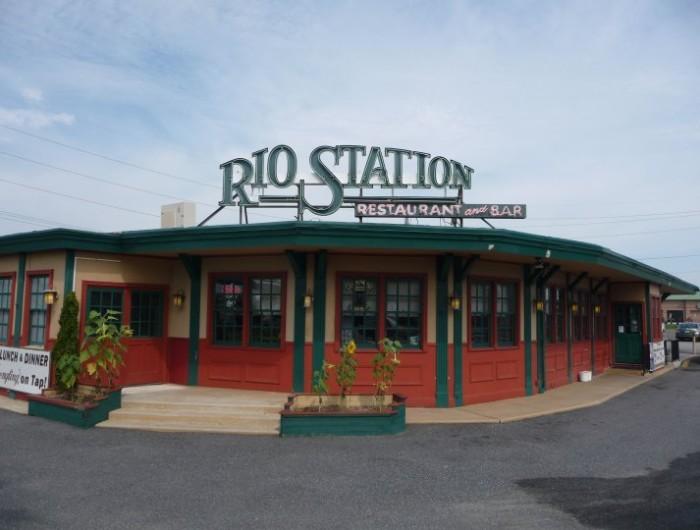 19. Rio Station, Rio Grande