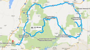 The Ultimate Utah National Park Road Trip Is Right Here – And You'll Want To Do It