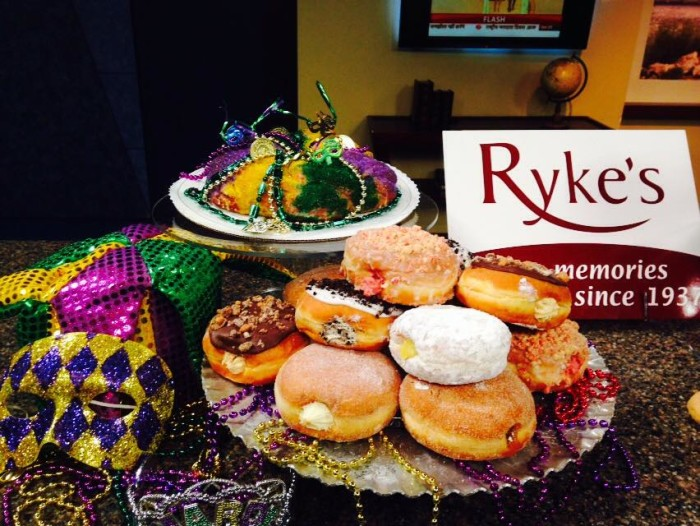 6) Ryke's Bakery, Catering and Cafe, Muskegon