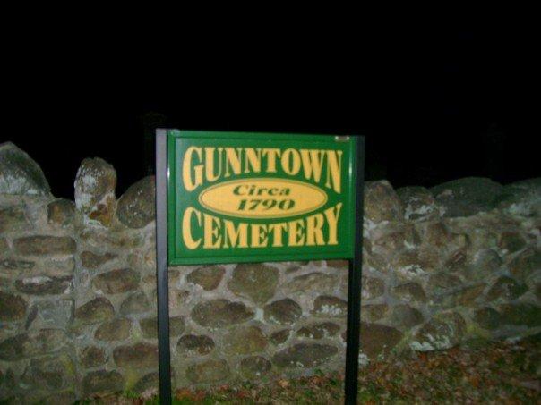 2. Gunntown Cemetery, Naugatuck