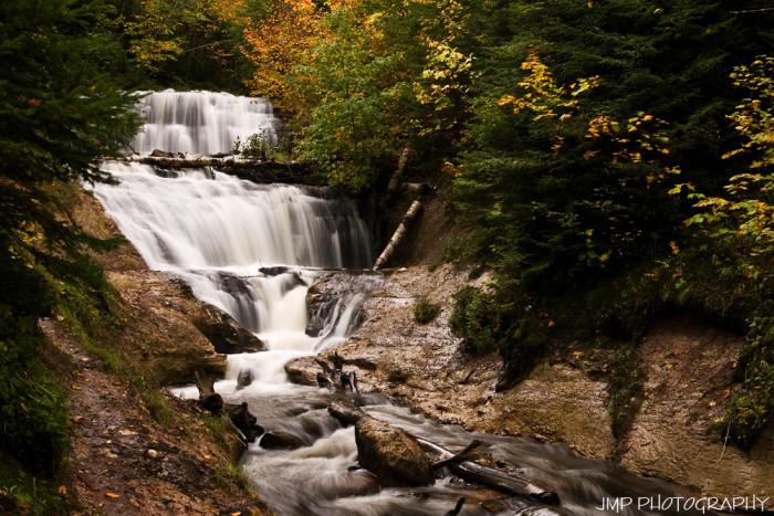 8. Sable Falls