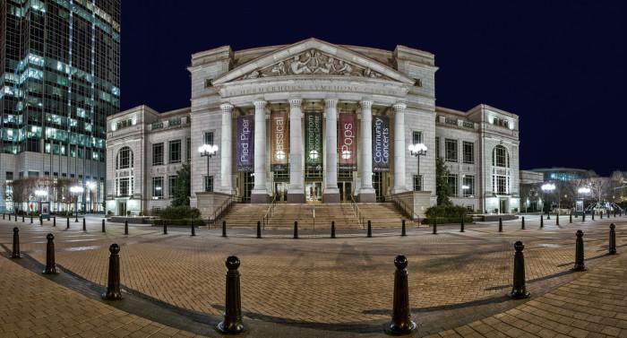10. Schermerhorn Symphony Center - Nashville