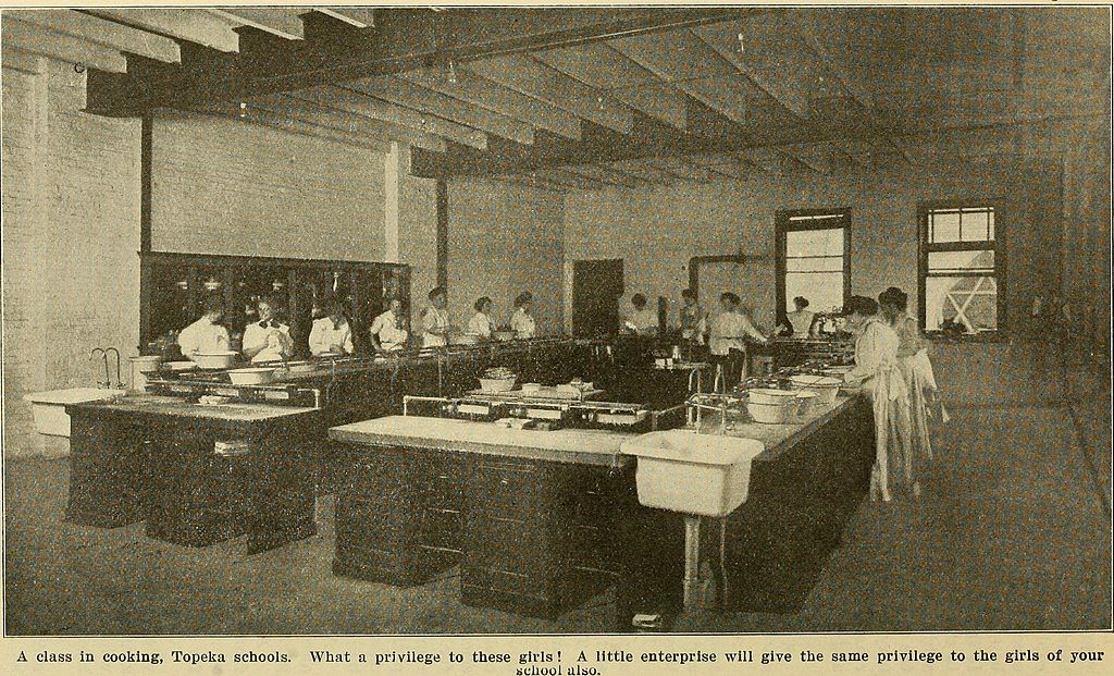 Kansas Schools In The Early 1900s May Shock You