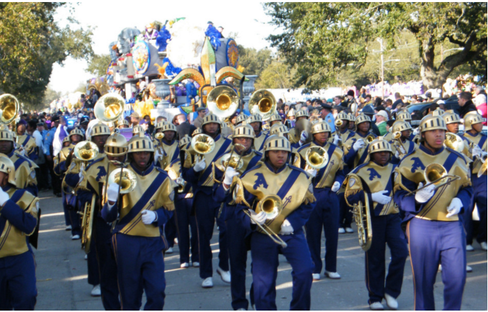 3. The Marching 100