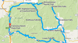 The Ultimate New Hampshire Waterfall Road Trip Is Here – And You'll Want to Do It