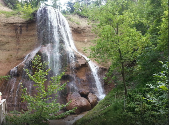 1. Smith Falls State Park