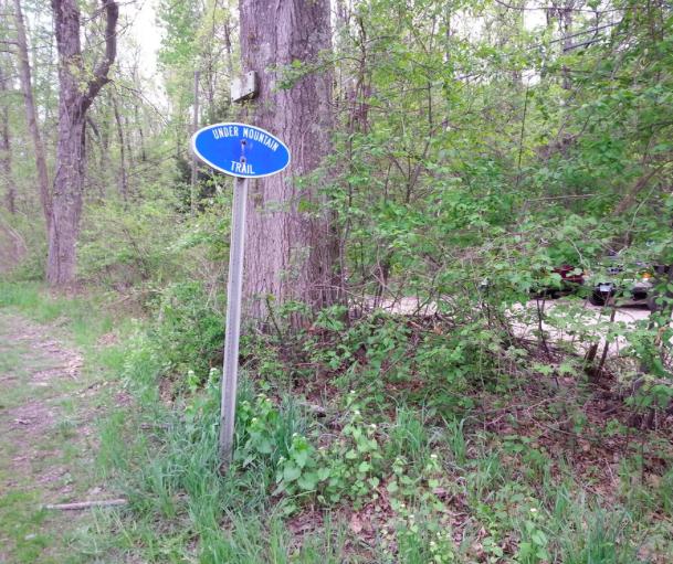 2. Choose a trail.