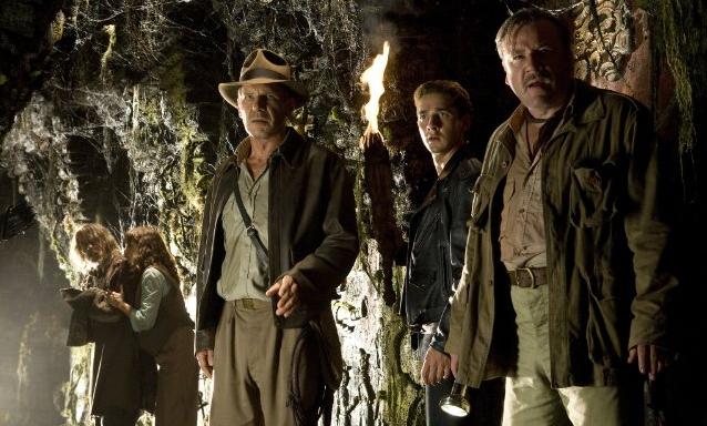 1. Indiana Jones and the Kingdom of the Crystal Skull