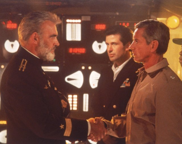 10. The Hunt for Red October