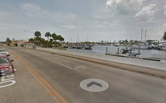 2. Veterans Memorial Bridge on Orange Ave in Daytona Beach