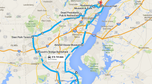 The Ultimate Terrifying Northern Delaware Road Trip Is Right Here – And You'll Want to Do It