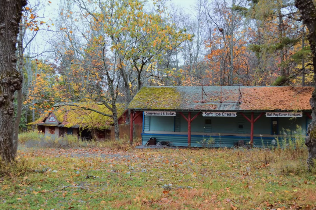 Antonio Gates >> Everyone Should See This Abandoned New York Zoo