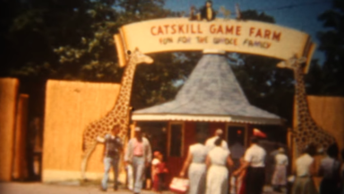 Over the course of its 73-year run, the Catskill Game Farm never drastically altered the welcoming front booth, keeping the nostalgia alive until the very end.