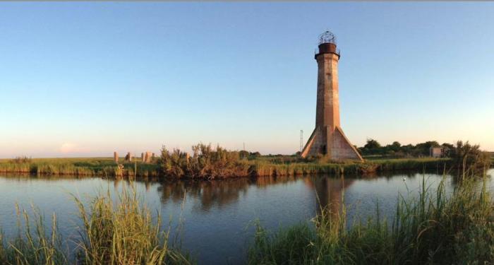 1. Sabine Pass Lighthouse, Cameron Parish
