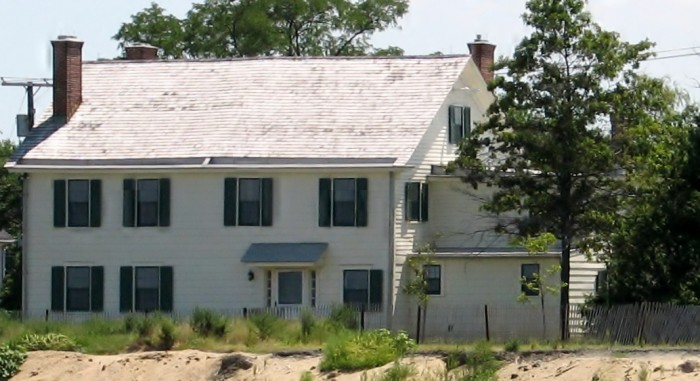 3. The most haunted home in America...