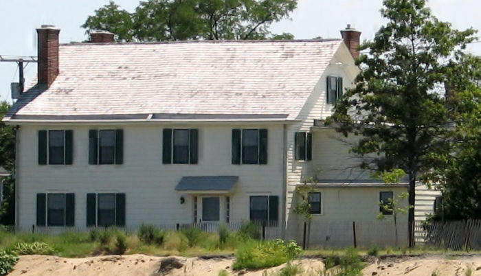 5. Seabrook-Wilson House, Port Monmouth/Middletown