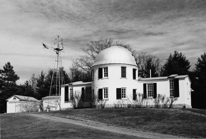 11. Shattuck Observatory at Dartmouth College.