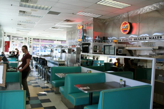 9. Shorty's Diner, Hailey