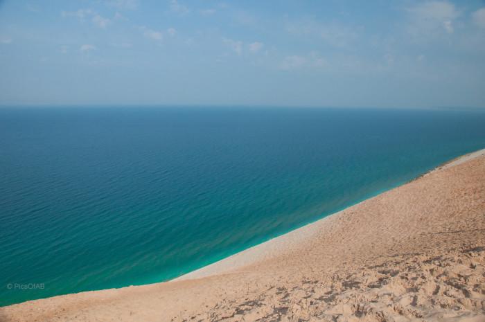 8. Sleeping Bear Dunes National Lakeshore