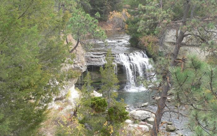 3. Snake River Falls