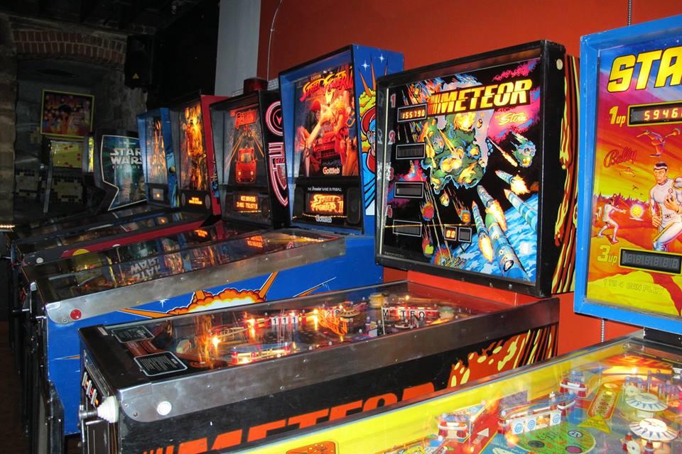 10 Best Retro Arcades And Restaurants In Idaho