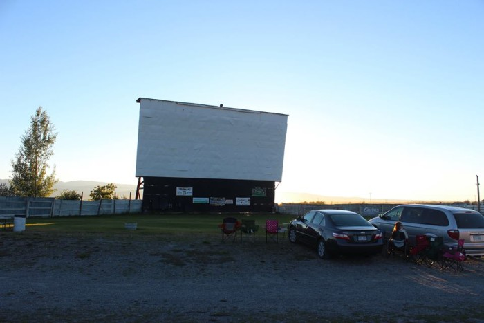 2. The Spud Drive-In Theater, Driggs