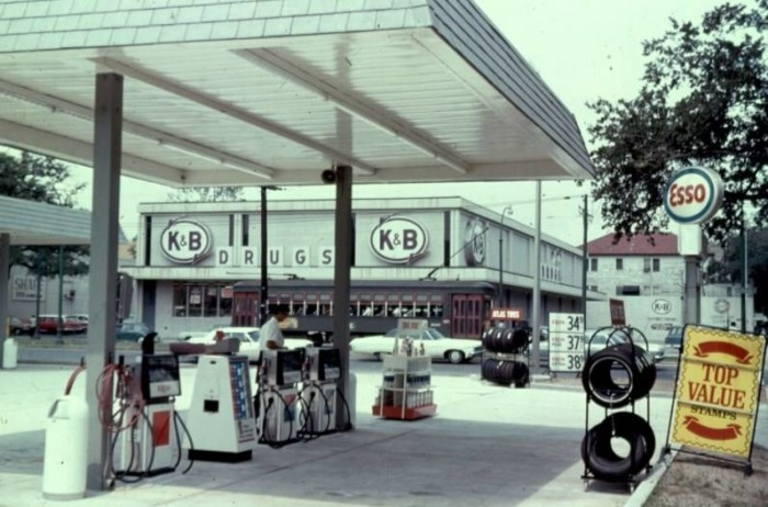10. Picking up all that you need from K&B