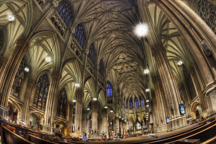 6. St. Patrick's Cathedral