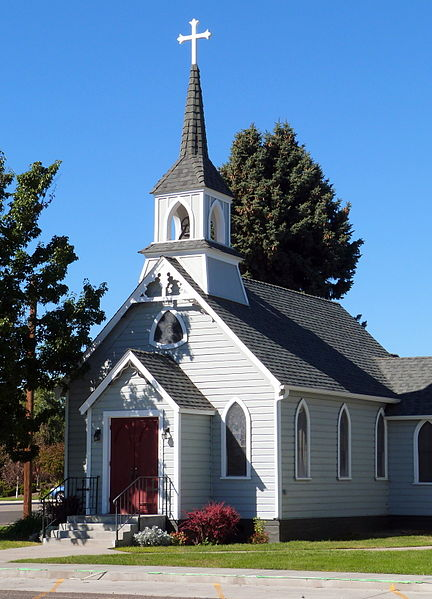These 15 Beautiful Idaho Churches Will Make Your Heart Sing