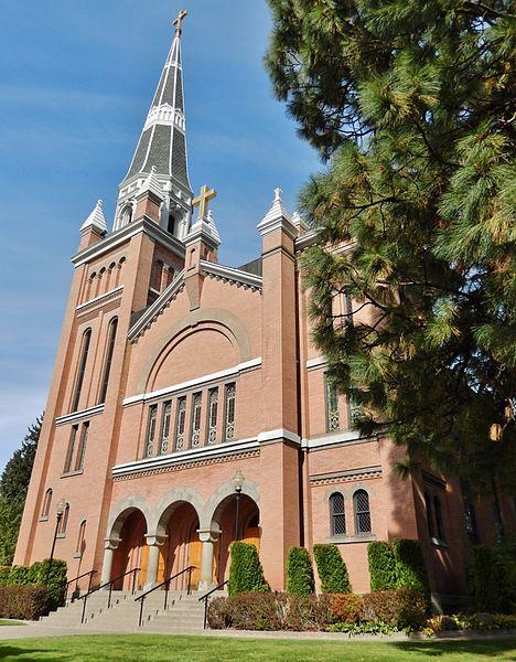 13. St. Thomas Catholic Church, Coeur d'Alene
