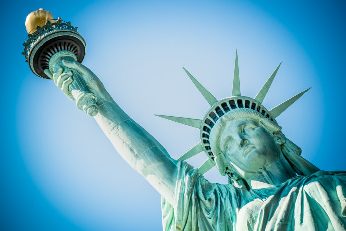 1. Statue of Liberty