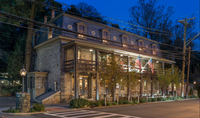 16 Of The Oldest Historic Restaurants In New Jersey