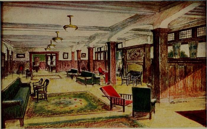 Student_building_at_Ohio_state_university_and_Ohio_union_(1909)_(14596119529)